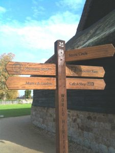 Avebury Fingerposts