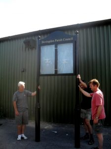 Bovingdon parish council