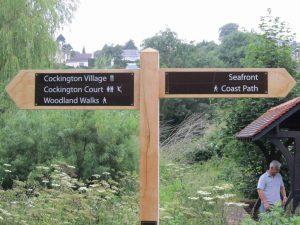 Cockington Mark Luck Associates Torbay Council
