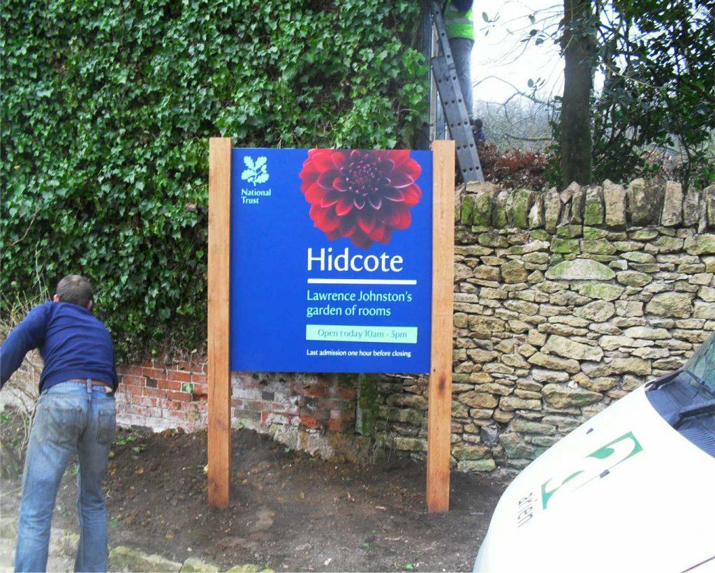 National Trust Hidcote Buffalo