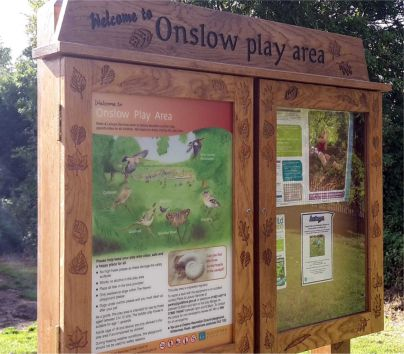 Onslow Play Area