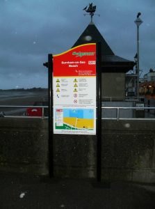 Sedgemoor Sea Front single primary