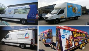 Full Colour Vehicle Graphics