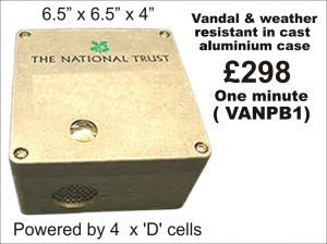 audio units battery