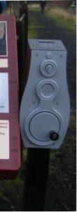 audio units separately mounted