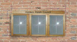 hunters parish council