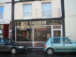 Zalshah - Raised Letters