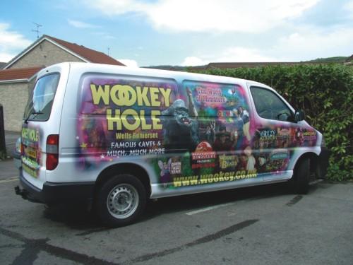 Wookey Van