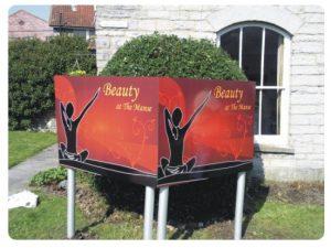 Beauty at the Manse