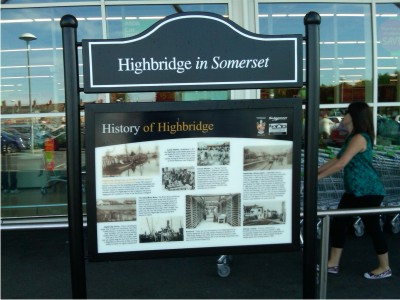 Burnham and Highbridge